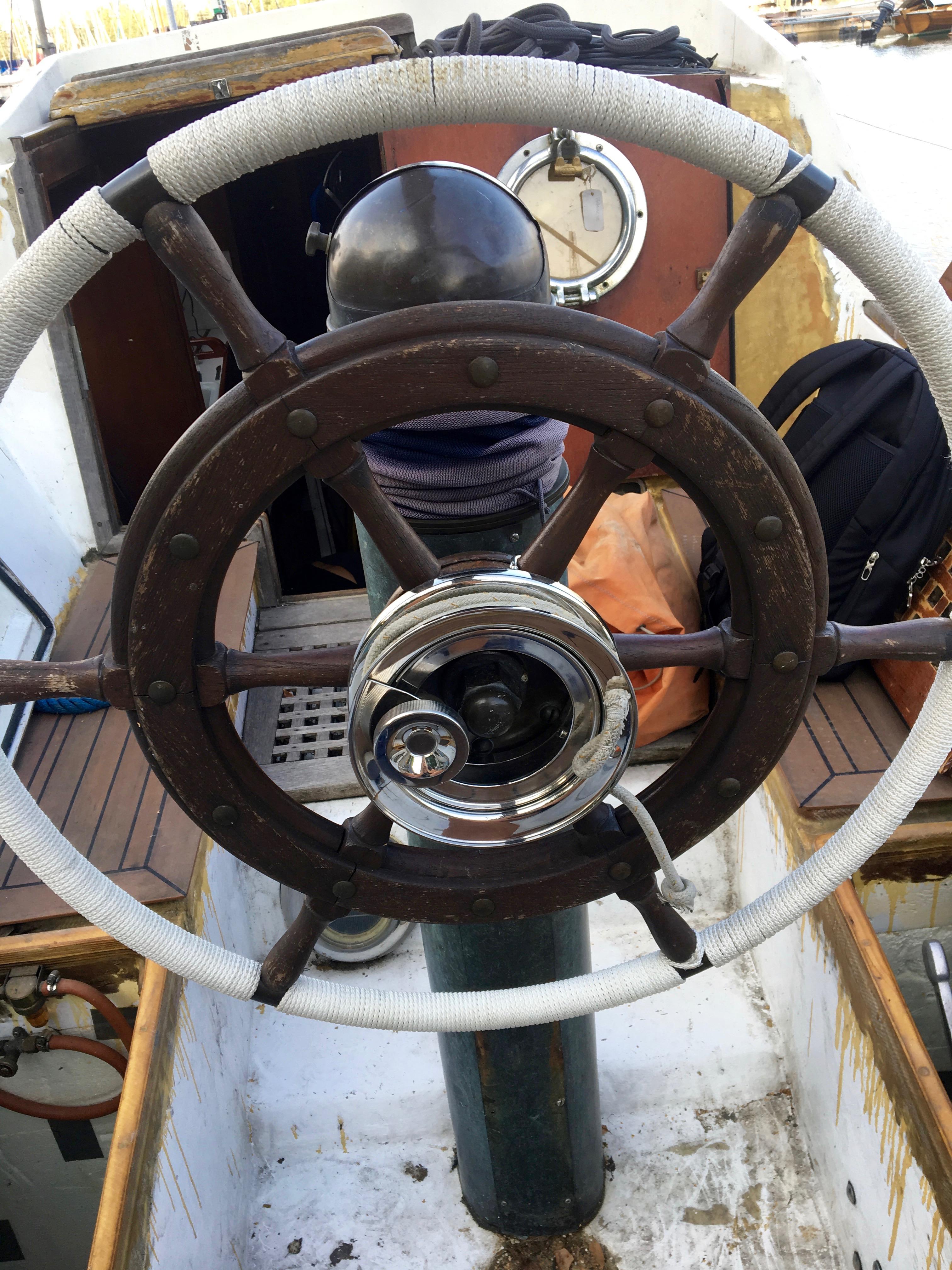 wind vane adapter