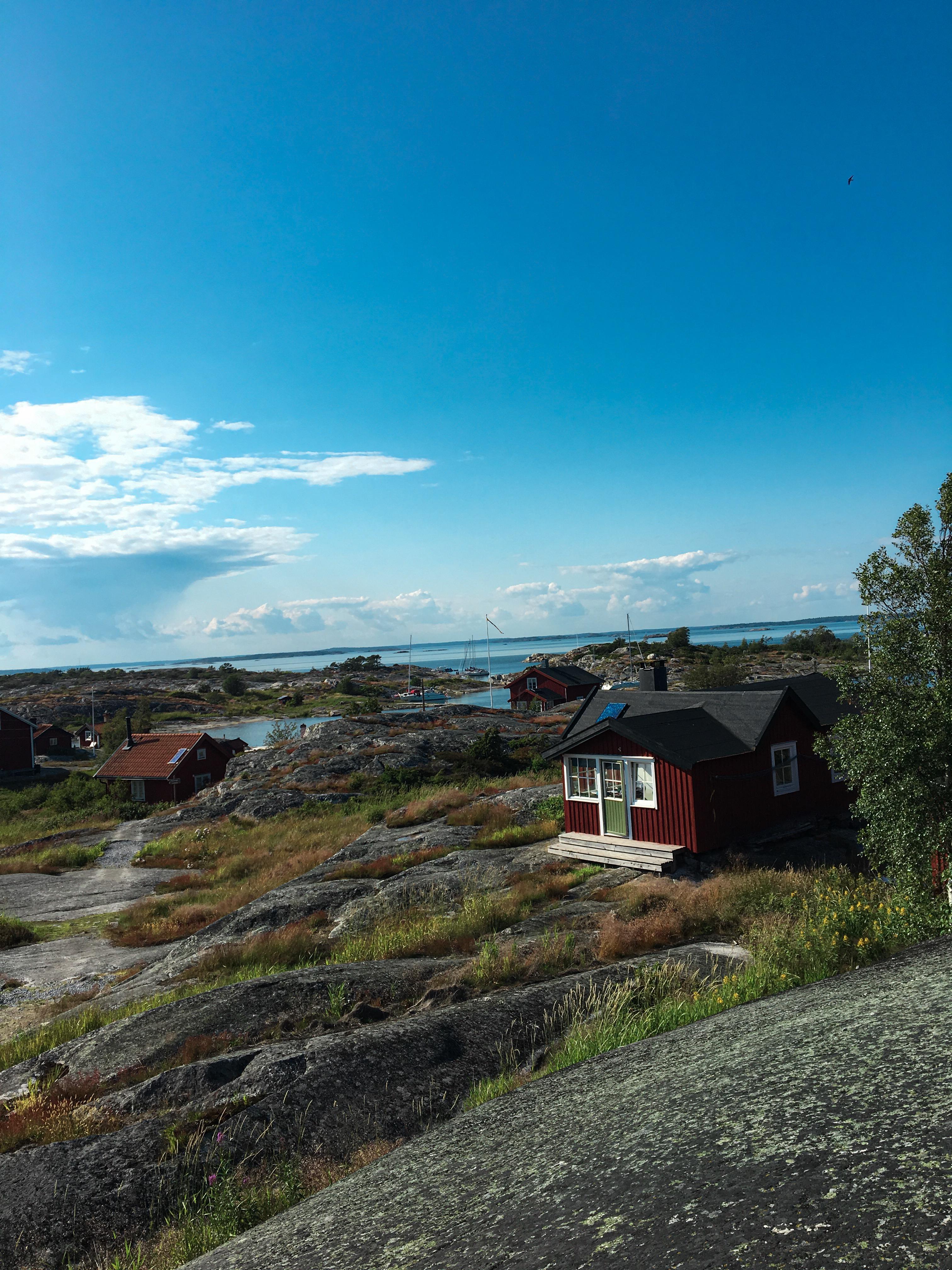 sailing stockholm archipelago Huvudskär