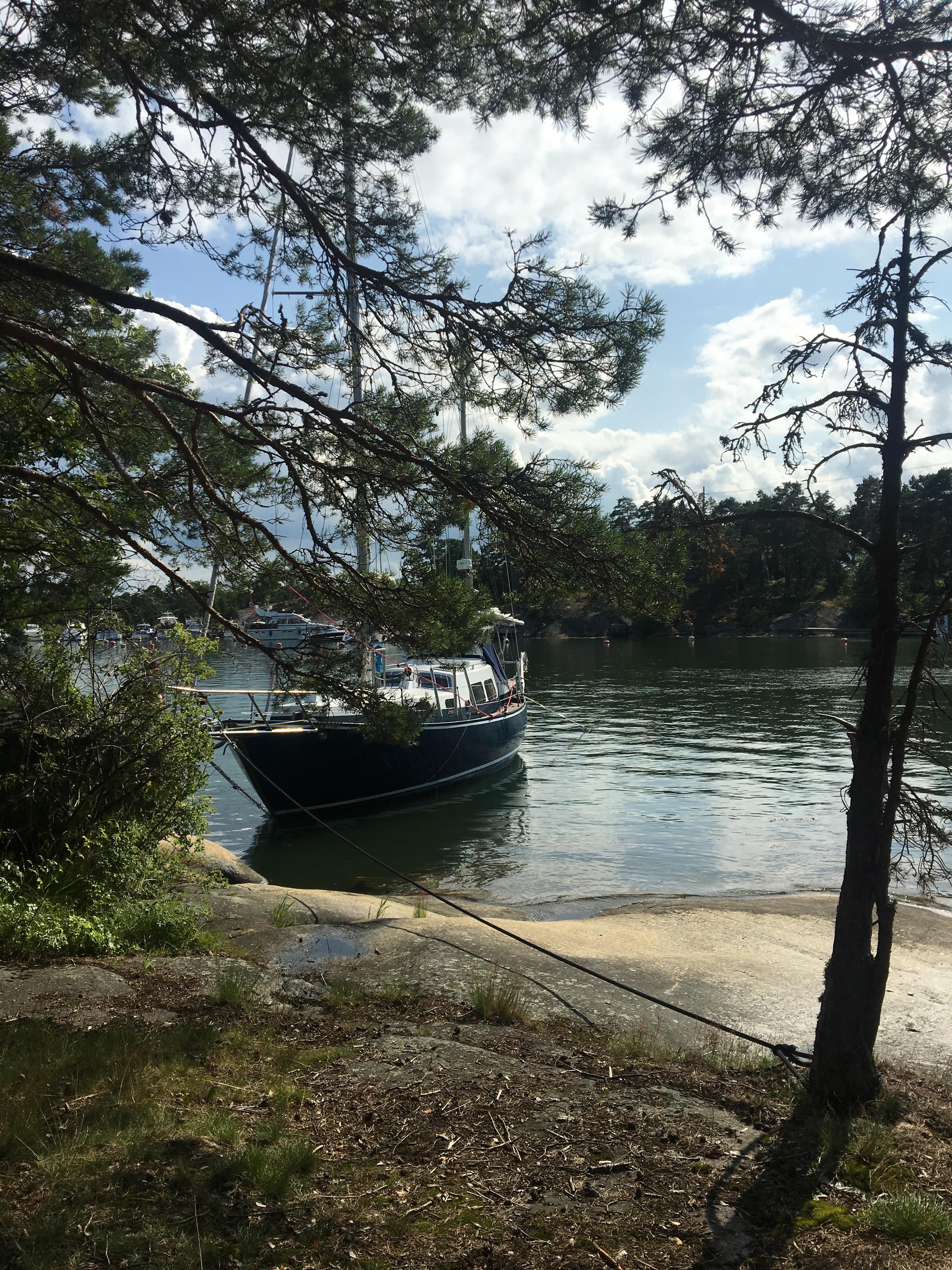 sailing vacation stockholm archipelago