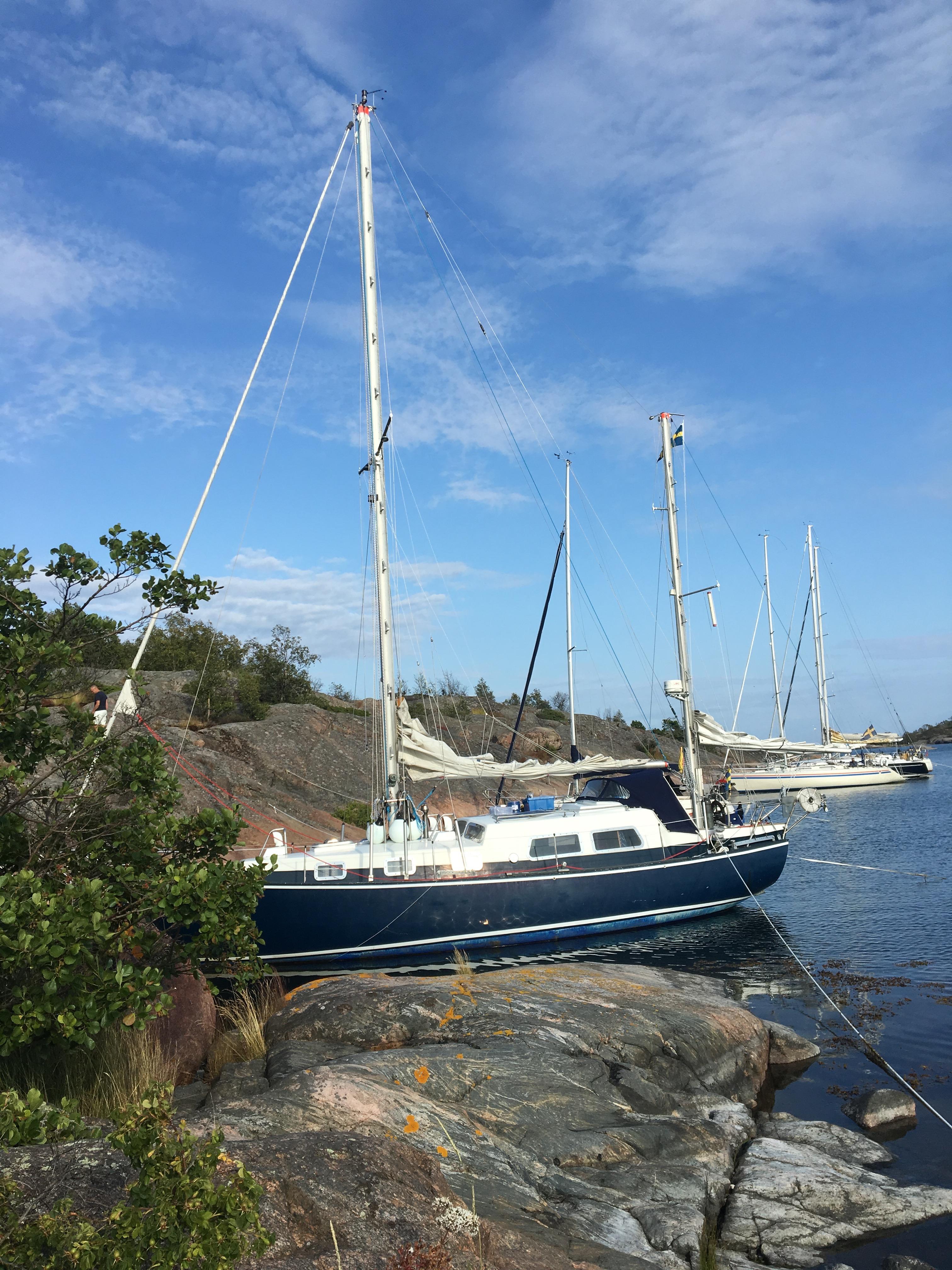 sailing to caribbean